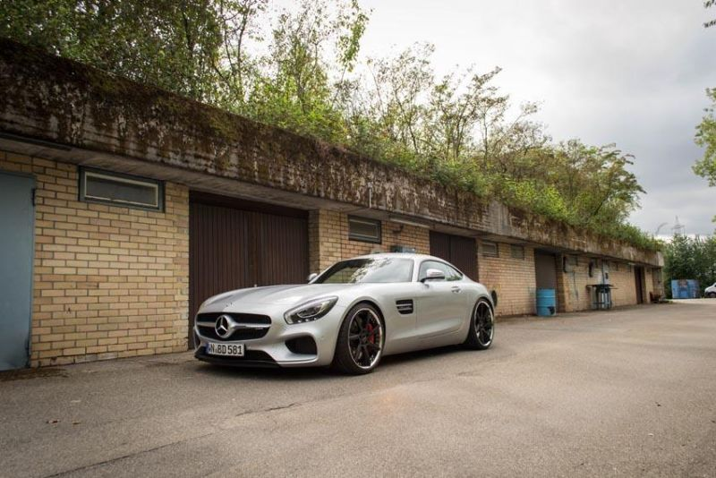 Chiptuning 595PS & 750NM Lorinser Mercedes AMG GTs 2