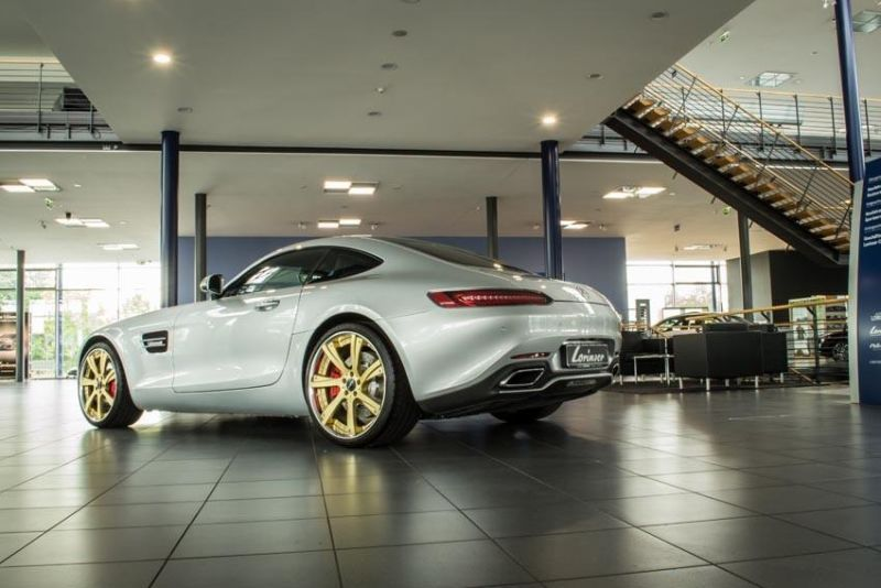 Chiptuning 595PS & 750NM Lorinser Mercedes AMG GTs 3
