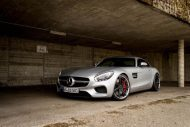 Chiptuning 595PS 750NM Lorinser Mercedes AMG GTs 6 190x127 595PS & 750NM   Lorinser peppt den Mercedes AMG GTs auf!
