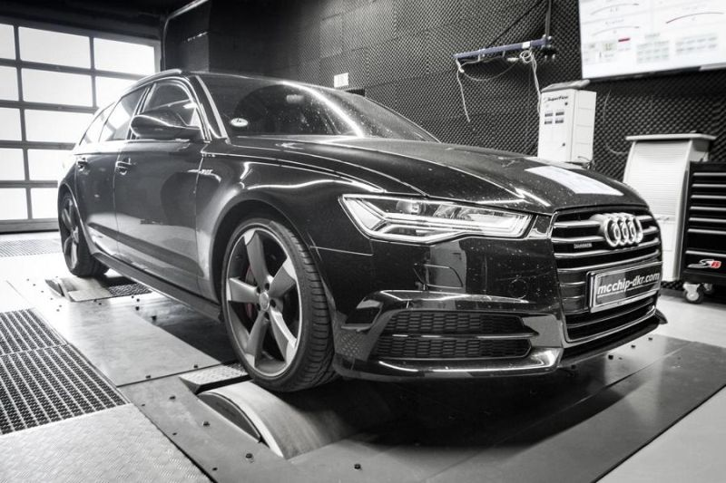 Chiptuning Audi A6 3.0 TDI Bi Turbo 373PS Mcchip DKR SoftwarePerformance 2 Audi A6 3.0 TDI Bi Turbo mit 373PS by Mcchip DKR SoftwarePerformance