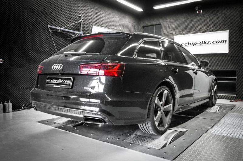 Chiptuning Audi A6 3.0 TDI Bi Turbo 373PS Mcchip DKR SoftwarePerformance 3 Audi A6 3.0 TDI Bi Turbo mit 373PS by Mcchip DKR SoftwarePerformance