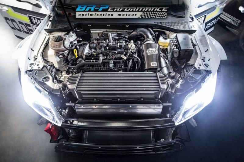 Chiptuning SEAT Leon Cup Racecar BR Performance 1 Chiptuning am SEAT Leon Cup Racecar by BR Performance