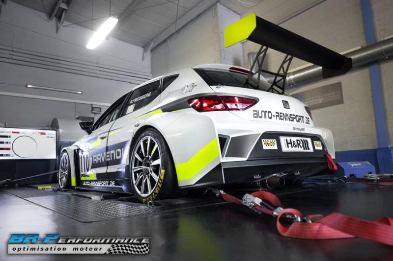 Chiptuning SEAT Leon Cup Racecar BR-Performance (3)