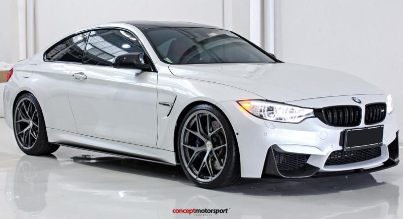 Concept Motorsport BMW M4 F82 Carbon M Parts Tuning 1 Concept Motorsport BMW M4 F82 mit Carbon M Parts