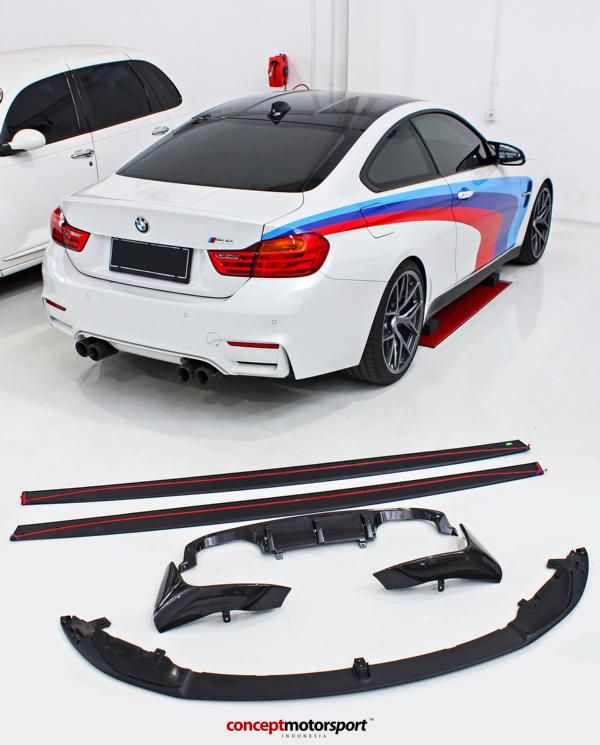 Concept Motorsport BMW M4 F82 Carbon M Parts Tuning 2 Concept Motorsport BMW M4 F82 mit Carbon M Parts