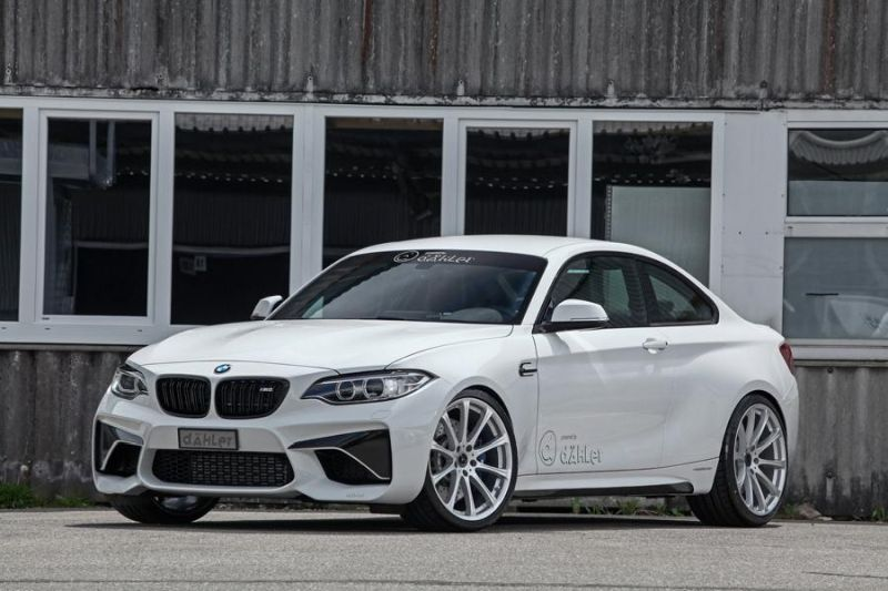 Dähler Tuning BMW M2 F87 S55 540PS N55 Chiptuning (10)