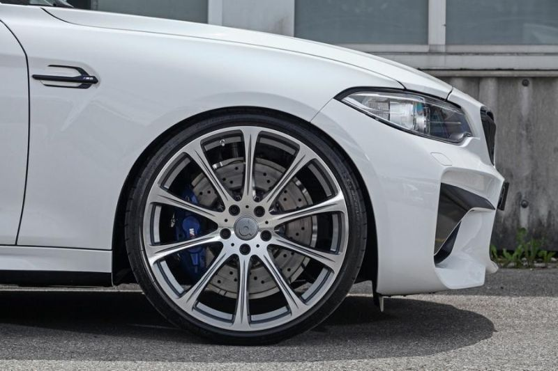 Dähler Tuning BMW M2 F87 S55 540PS N55 Chiptuning (11)