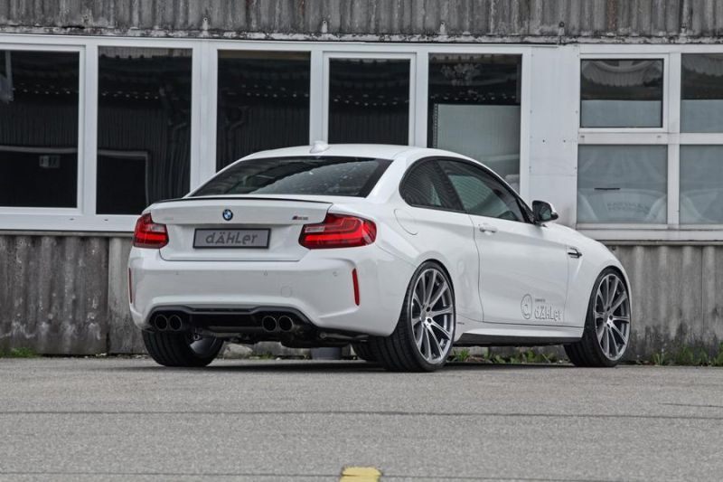 Dähler Tuning BMW M2 F87 S55 540PS N55 Chiptuning (13)