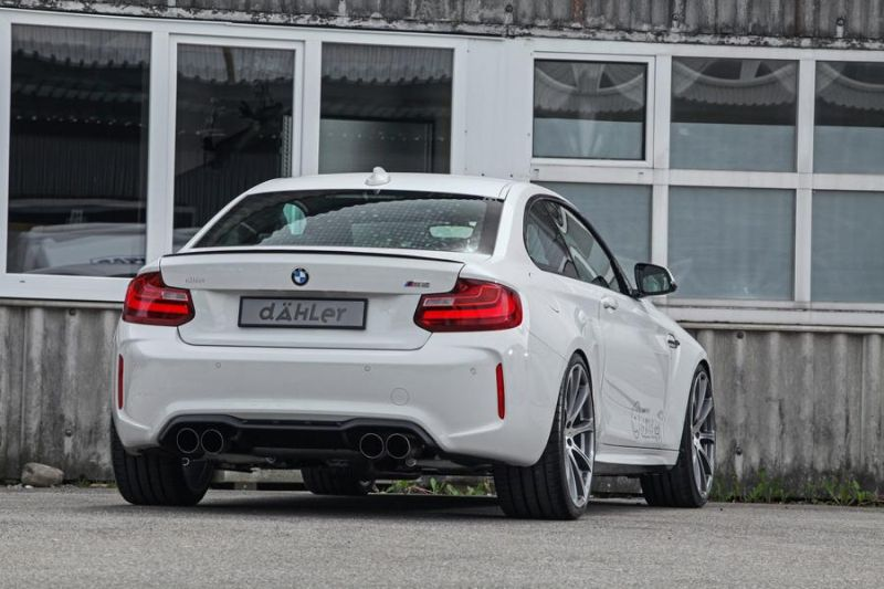 Dähler Tuning BMW M2 F87 S55 540PS N55 Chiptuning (14)