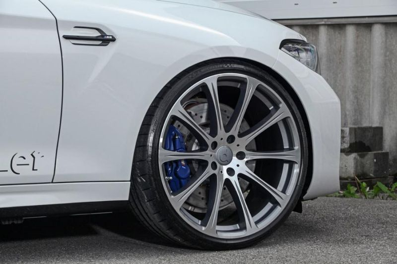 Dähler Tuning BMW M2 F87 S55 540PS N55 Chiptuning (15)