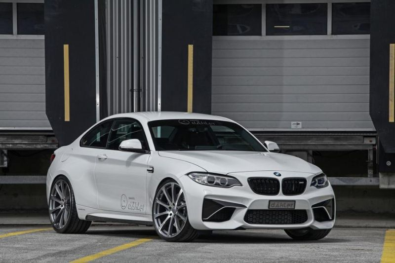 Dähler Tuning BMW M2 F87 S55 540PS N55 Chiptuning (16)
