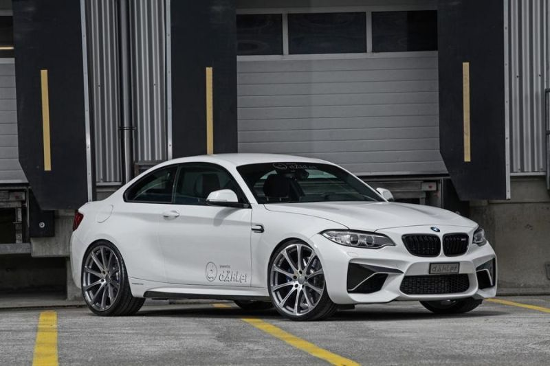 Dähler Tuning BMW M2 F87 S55 540PS N55 Chiptuning (17)
