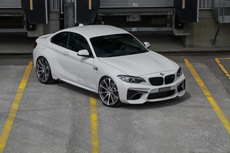 Dähler Tuning BMW M2 F87 S55 540PS N55 Chiptuning (18)