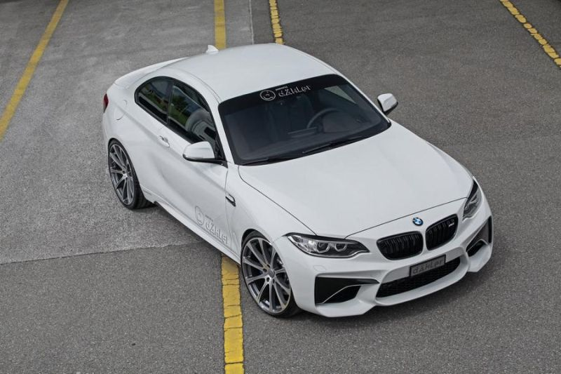 Dähler Tuning BMW M2 F87 S55 540PS N55 Chiptuning (19)