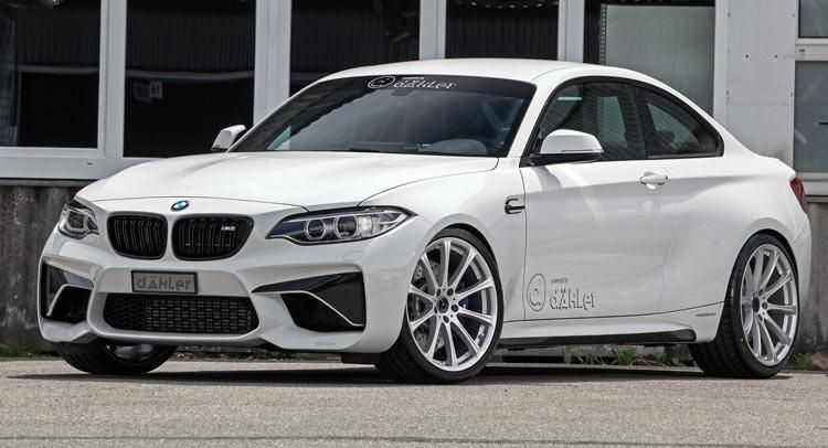 Dähler Tuning BMW M2 F87 S55 540PS N55 Chiptuning (2)