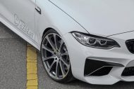 D%C3%A4hler Tuning BMW M2 F87 S55 540PS N55 Chiptuning 20 190x127 Wenn schon denn schon   BMW M2 F87 mit S55 Power & 540PS