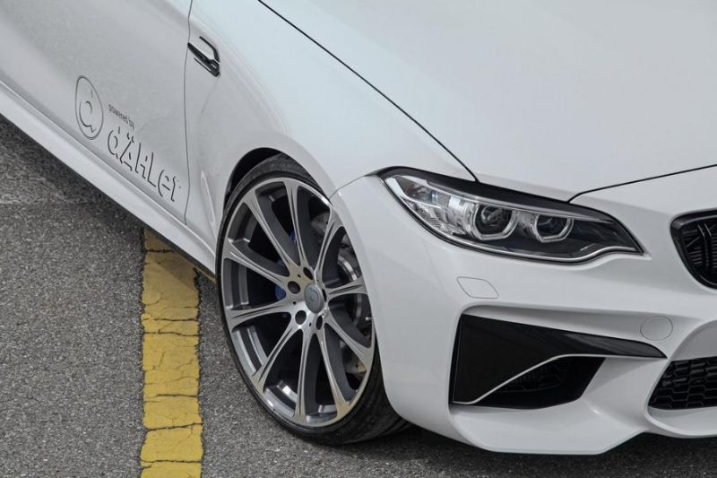 Dähler Tuning BMW M2 F87 S55 540PS N55 Chiptuning (20)
