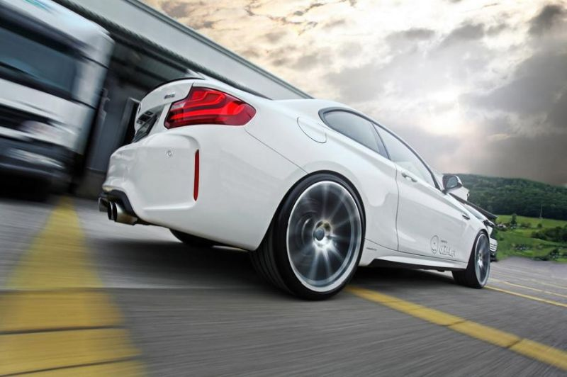 Dähler Tuning BMW M2 F87 S55 540PS N55 Chiptuning (22)