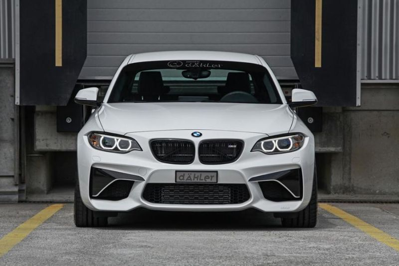 Dähler Tuning BMW M2 F87 S55 540PS N55 Chiptuning (28)