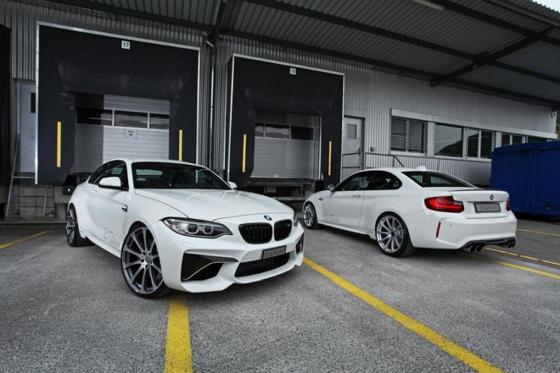 Dähler Tuning BMW M2 F87 S55 540PS N55 Chiptuning (3)