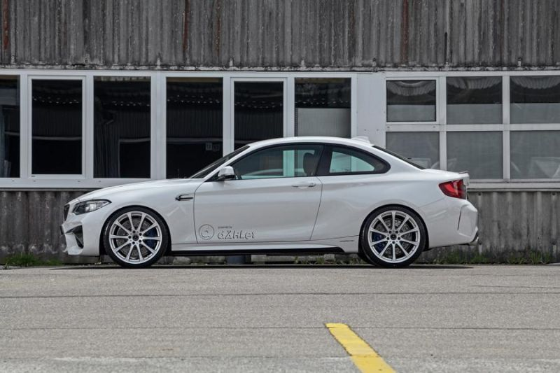 Dähler Tuning BMW M2 F87 S55 540PS N55 Chiptuning (4)