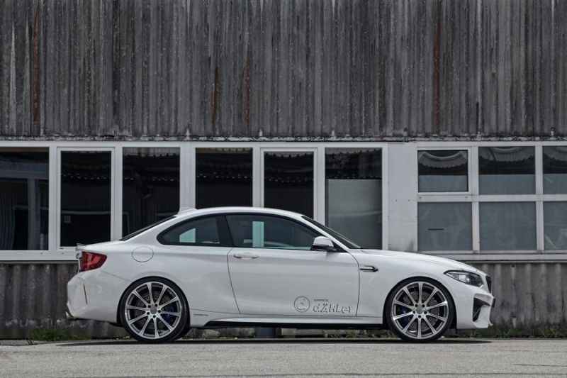 Dähler Tuning BMW M2 F87 S55 540PS N55 Chiptuning (9)