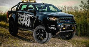 Das Biest Tuning 2016 Ford Ranger delta4x4 Offroad 10 1 e1466411663964 310x165 Das Biest   Riesiger Ford Ranger vom Tuner delta4x4