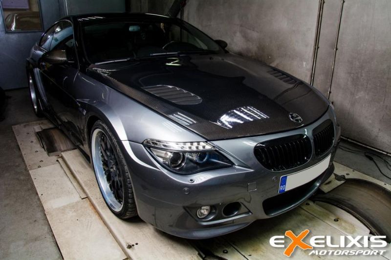 Exelixis Motorsport BMW M6 G Power V10 Bi Kompressor G Power Hamann Motorsport tuning 1 Fotostory: Exelixis Motorsport BMW M6 G Power V10 Bi Kompressor
