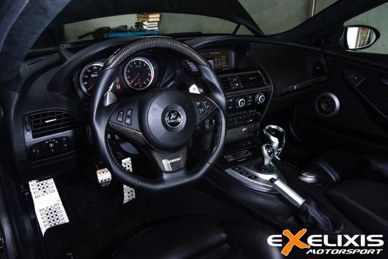 Exelixis Motorsport BMW M6 G-Power V10 Bi-Kompressor G-Power Hamann Motorsport tuning (6)
