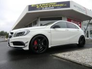 Extreme Customs Germany Mercedes AMG A45 AMG mbdesing KV1 Tuning 1 190x143 Extreme Customs Germany Mercedes AMG A45 auf 20 Zöllern