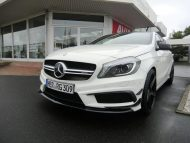 Extreme Customs Germany Mercedes AMG A45 AMG mbdesing KV1 Tuning 4 190x143 Extreme Customs Germany Mercedes AMG A45 auf 20 Zöllern
