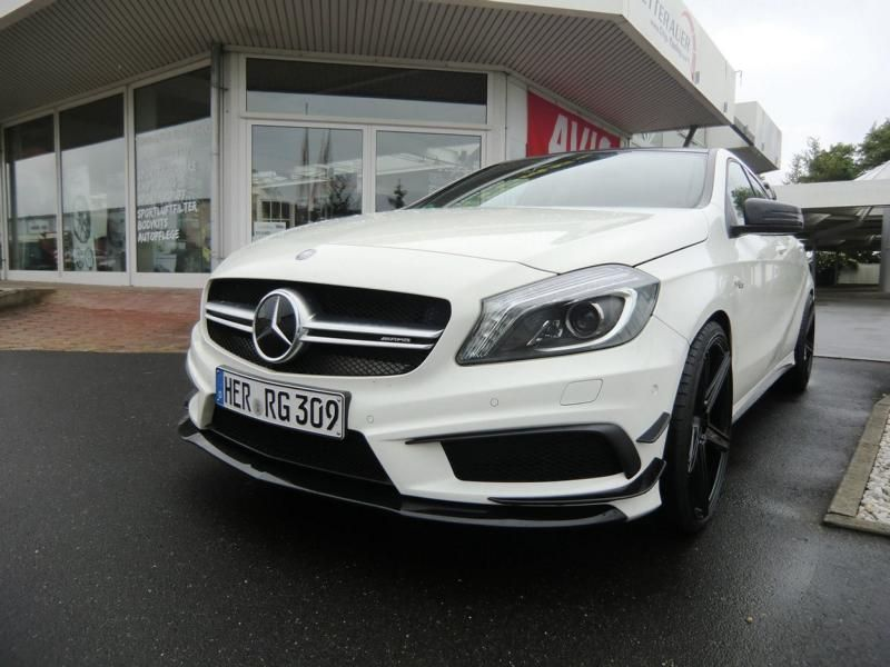 Extreme Customs Germany Mercedes AMG A45 AMG mbdesing KV1 Tuning 4 Extreme Customs Germany Mercedes AMG A45 auf 20 Zöllern
