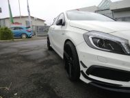 Extreme Customs Germany Mercedes AMG A45 AMG mbdesing KV1 Tuning 7 190x143 Extreme Customs Germany Mercedes AMG A45 auf 20 Zöllern