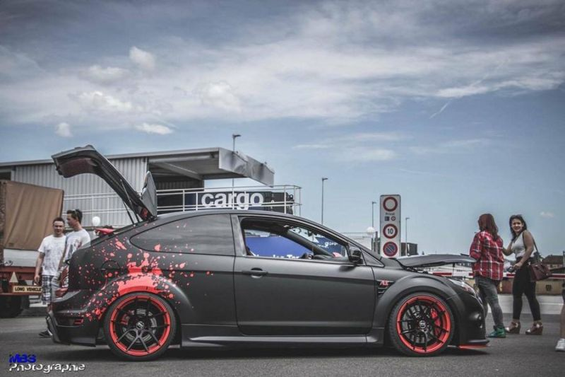 Ford Focus rs black devil tuning 2016 1