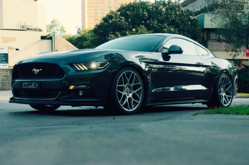 Ford Mustang GT City Performance Centre CPC Tuning HRE FF01 (10)
