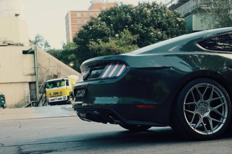 Ford Mustang GT City Performance Centre CPC Tuning HRE FF01 (12)