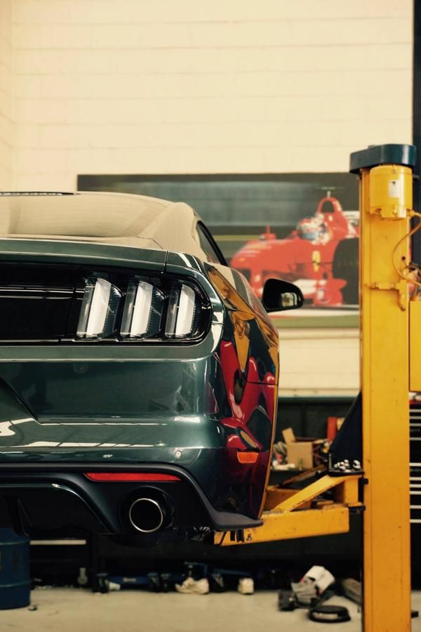 Ford Mustang GT City Performance Centre CPC Tuning HRE FF01 (8)