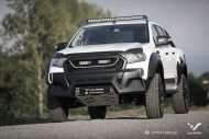 Ford Ranger M Sport Mini Raptor Outfit Tuning 1 190x127 Fotostory: Ford Ranger M Sport mit Mini Raptor Outfit