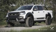 Ford Ranger M Sport Mini Raptor Outfit Tuning 3 190x109 Fotostory: Ford Ranger M Sport mit Mini Raptor Outfit