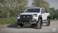 Ford Ranger M Sport Mini Raptor Outfit Tuning 7 190x109 Fotostory: Ford Ranger M Sport mit Mini Raptor Outfit