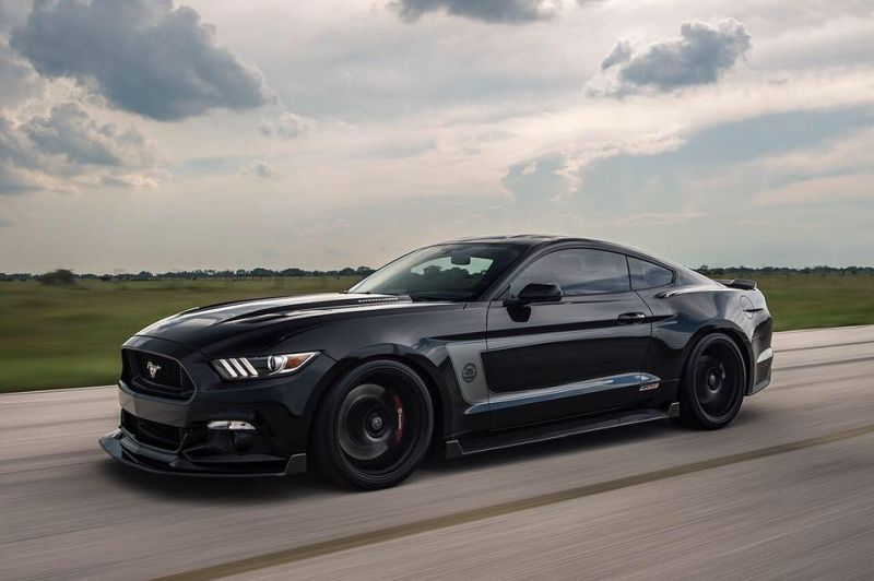 Hennessey Ford Mustang 2016 HPE800 Tuning Edition 2 Hennessey 2016er Ford Mustang HPE800 by tuningblog.eu