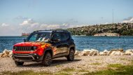 Jeep Renegade Tuning Garage Italia Customs Folierung 1 190x107 Fotostory: Einzelstück   Jeep Renegade by Garage Italia Customs