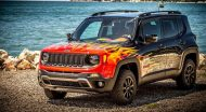Jeep Renegade Tuning Garage Italia Customs Folierung 2 190x104 Fotostory: Einzelstück   Jeep Renegade by Garage Italia Customs