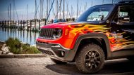 Jeep Renegade Tuning Garage Italia Customs Folierung 4 190x107 Fotostory: Einzelstück   Jeep Renegade by Garage Italia Customs