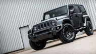 Jeep Wrangler Sahara 2.8 Diesel CJ300 Black Hawk Edition 3 190x107 Jeep Wrangler Sahara 2.8 Diesel CJ300 Black Hawk Edition