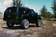 Kandy Green Candygreen Chevrolet Tahoe Forgiato Wheels 11 190x127 Darfs etwas mehr sein? Chevrolet Tahoe von Forgiato Wheels