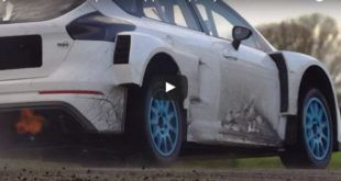 Ken Block im M Sport Ford Focus RS Project RX 310x165 Variante 2   HOONICORN RTR Ford Mustang jetzt mit 1.400PS