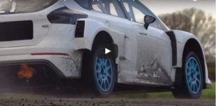 Ken Block im M Sport Ford Focus RS Project RX e1465445884752 310x152 Video: Ken Block im M Sport Ford Focus RS Project RX