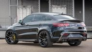 Lumma Mercedes GLE Coupe CLR G800 Chiptuning GLE63 AMG 2 190x109 Endlich real   Lumma Mercedes GLE Coupe CLR G800