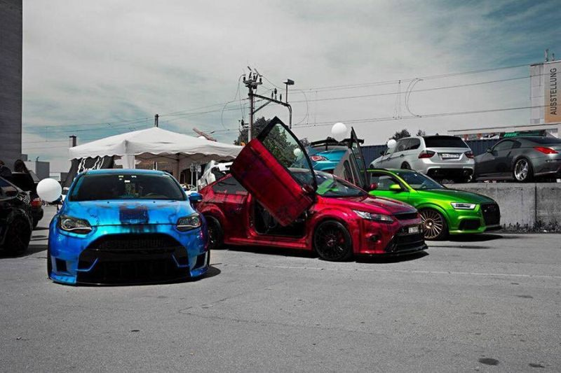 MDS tuning Ford Focus Airbrush 2016 (2)